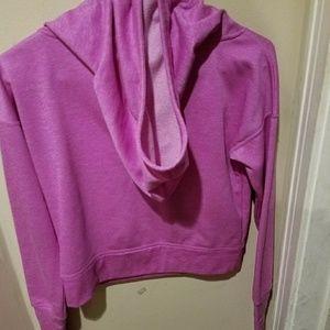 Xs Champion Duo dry turtleneck hoodie